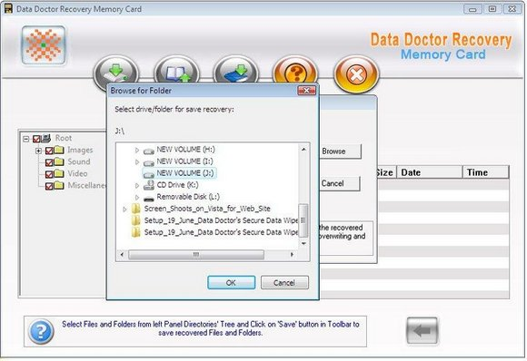 SanDisk sD Memory Card Data Recovery