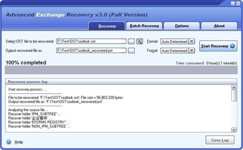 Convert OST PST File