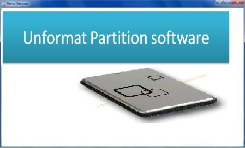 Unformat Partition