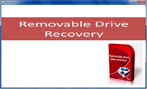 Removable Drive Recovery
