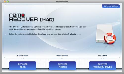 Recover Lost Files Mac