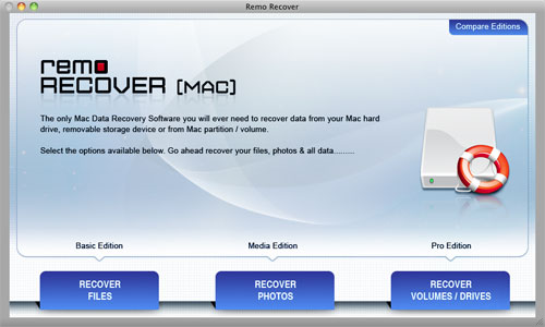 Mac Deleted File Recovery