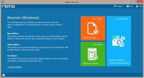 Disk Partition Recovery