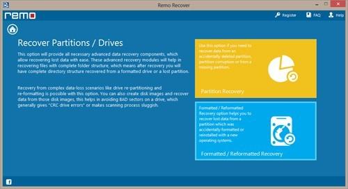 Unformat Windows Tool