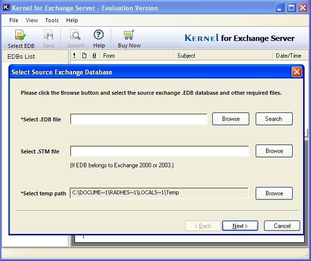 Eseutil Exchange 2003