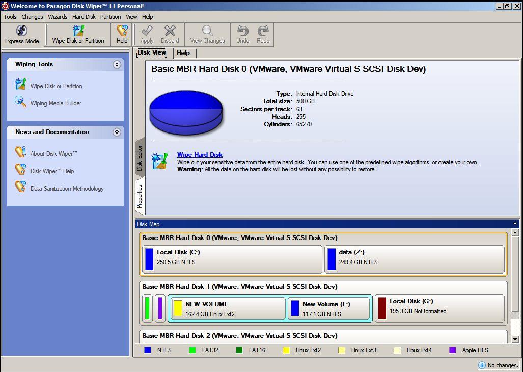 Disk Wiper 11 Personal