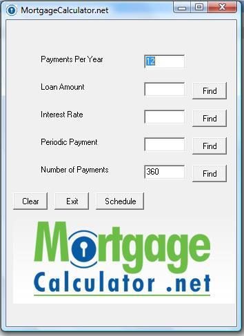 download free mortgage calculator