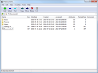 7-Zip Portable 9.20 Rev