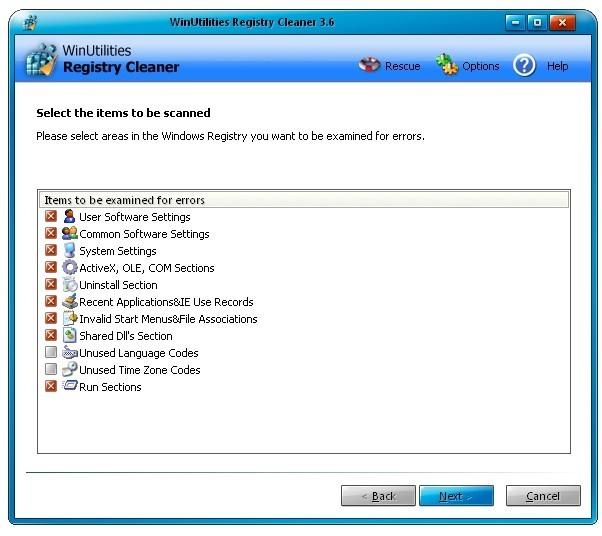 Registry Repair Suite