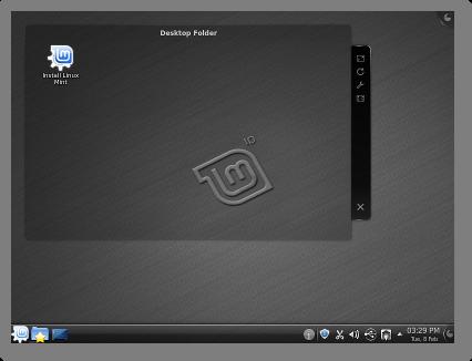 Linux Mint KDE 64bit
