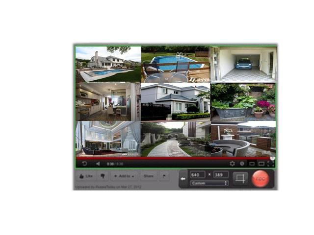 SONY Webcam Video Recorder