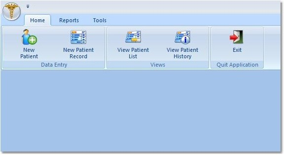 Patient Medical Record and History Software