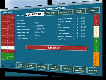 Restaurant Bar Software - Free Restaurant Bar Software