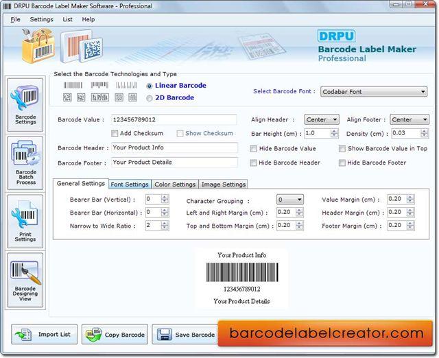QR Code Barcode Generator