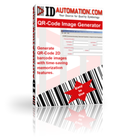 QR Code Image Generator with VCARD