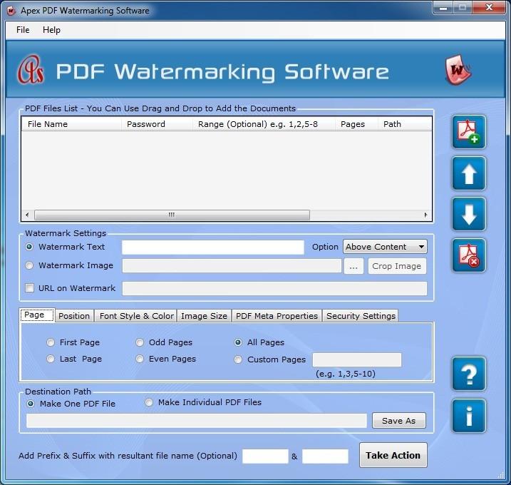 Apex Adding Watermark on PDF Document