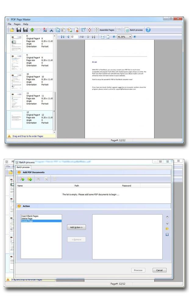 Wise PDF Page Master