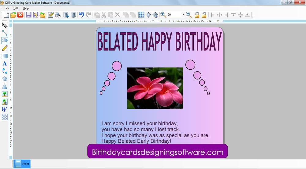 Download free drpu greeting card maker software by drpu software pvt greeting card maker app v8201 m4hsunfo