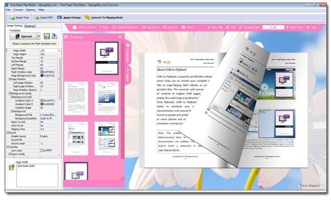 thesis maker free