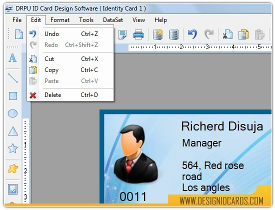 Download free ID Cards Maker - Corporate Edition by Drpu