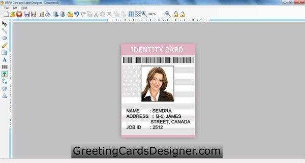 Greeting Cards Designing