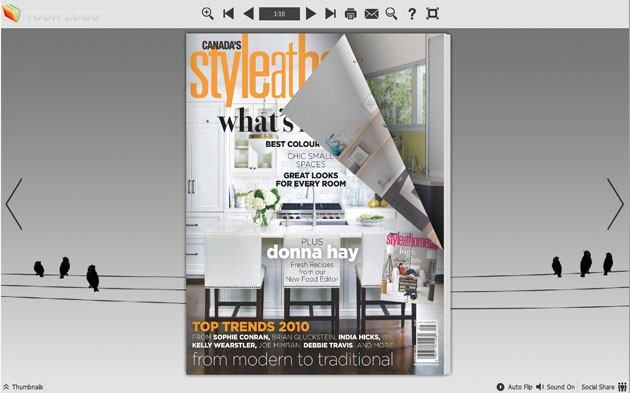 Easy PDF Tools Themes for Grey Style