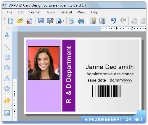 photo id badge maker free photo id badge maker software download