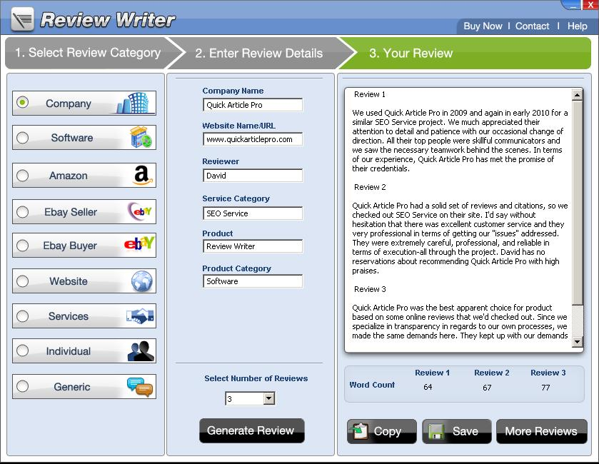 free article writing software