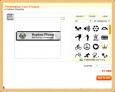 Online Sign and Label Designer