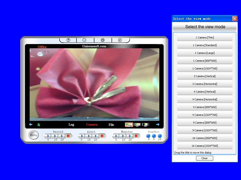 Netbook Mobile Digital Video