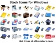 Stock Icons for Windows