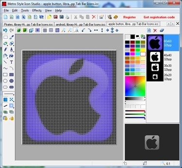 Android Icon Editor
