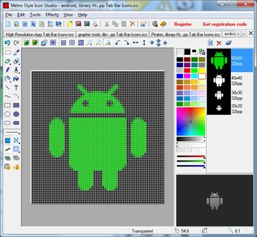 Android Icon Studio