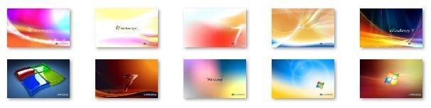 Windows 7 Colorful Theme