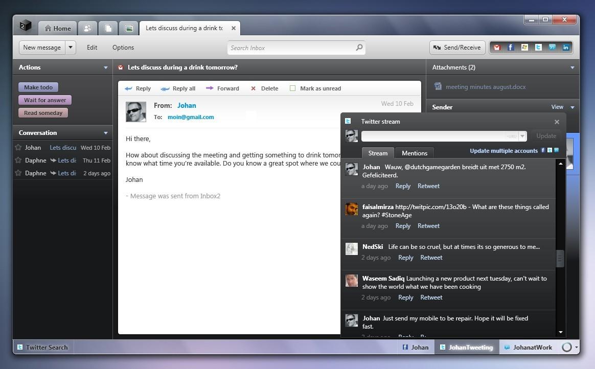 Inbox2 0.5.0.1beta