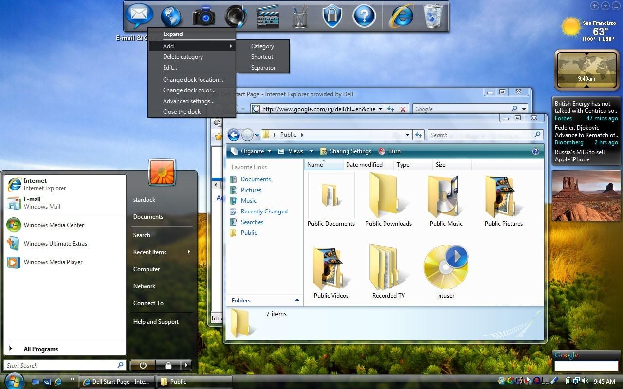 Dell Dock 1.50c