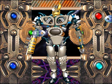 Roboticus 3D Screensaver
