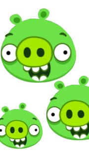 Free Bad Piggies Screensaver