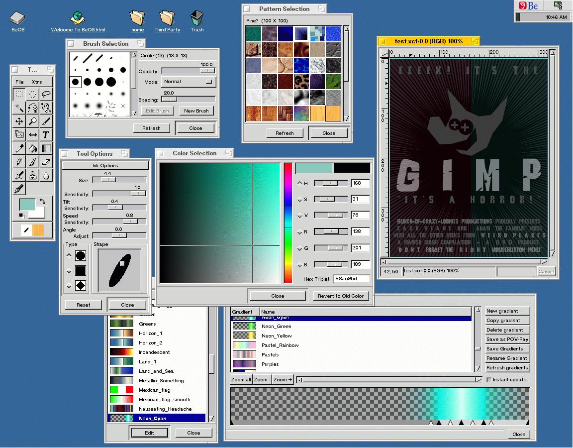 GTK+ for Windows x64