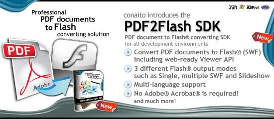PDF to Flash SDK