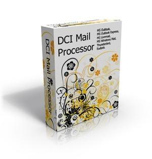 DCI Mail Processor