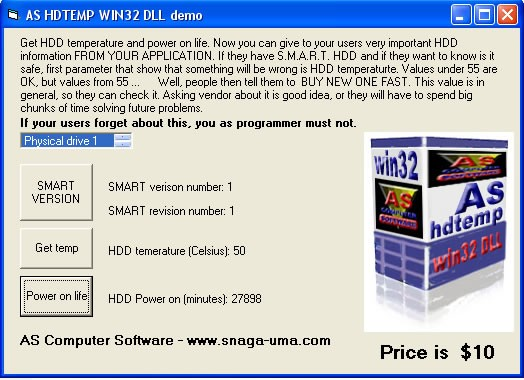AS HDTEMP WIN32 DLL