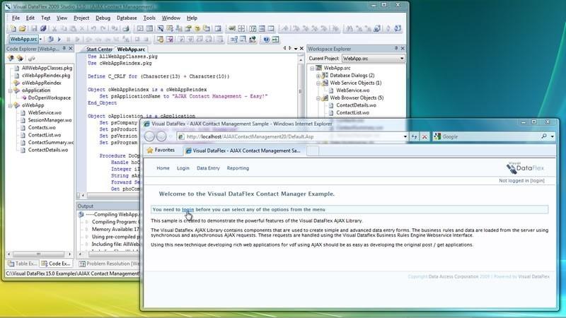 Visual Dataflex - Free Visual Dataflex Software Download