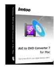 ImTOO AVI to DVD Converter for Mac