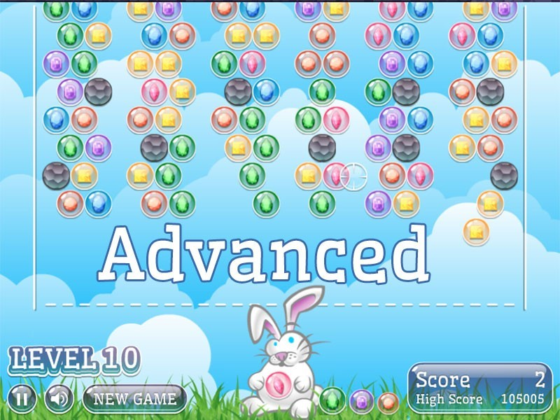 Bubble Game Advanced