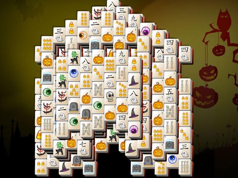 Haunted House Mahjong