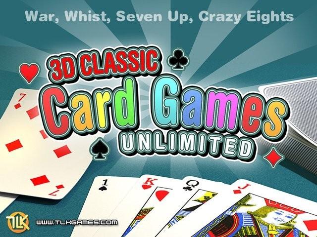 3D Classic Card Games