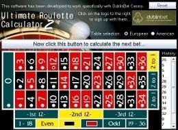 Ultimate Roulette Calculator