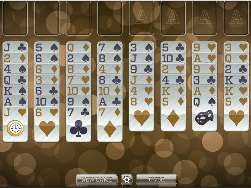 New Years Freecell Solitaire