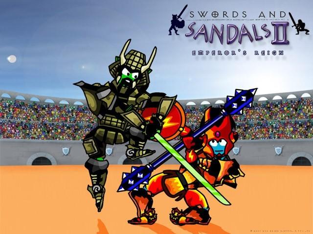 Swords and Sandals 2: Emperor's Reign